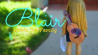 Gambar cover Blair Meets the Family~ AGSM Movie american girl doll stopmotion | White Fox Stopmotion