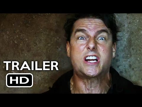 The Mummy Official Trailer #3 (2017) Tom Cruise, Sofia Boutella Action Movie HD