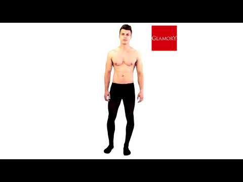 Collant homme Microman 100 Glamory