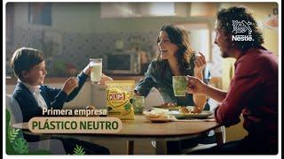 NESTLÉ®️ es la primera empresa plástico neutro en Colombia.