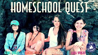 """Homeschool Quest Episode# 4  """" Dove Approved """""""