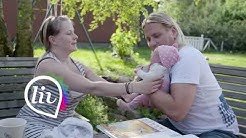 Odotatko lasta  Hae mukaan Toisenlaiset äidit  ohjelmaan!   Ruutu