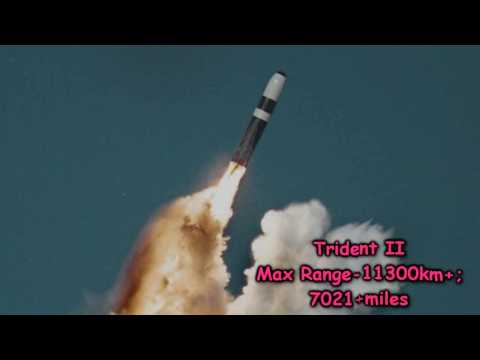 Top 8 Countries With Deadliest Missiles : Intercontinental Ballistic Missile