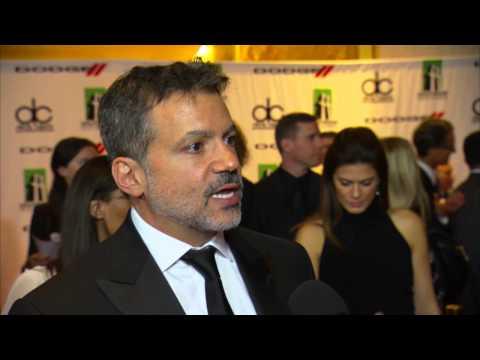 Michael DeLuca Dodge Red Carpet Interview - HFA 2013