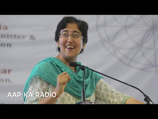 AAP Education Reformist and Loksabha Prabhari from East Delhi: Atishi (AKR Ep 12)