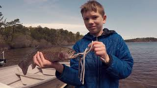 First annual Kids Fishing Festival 4/14/19