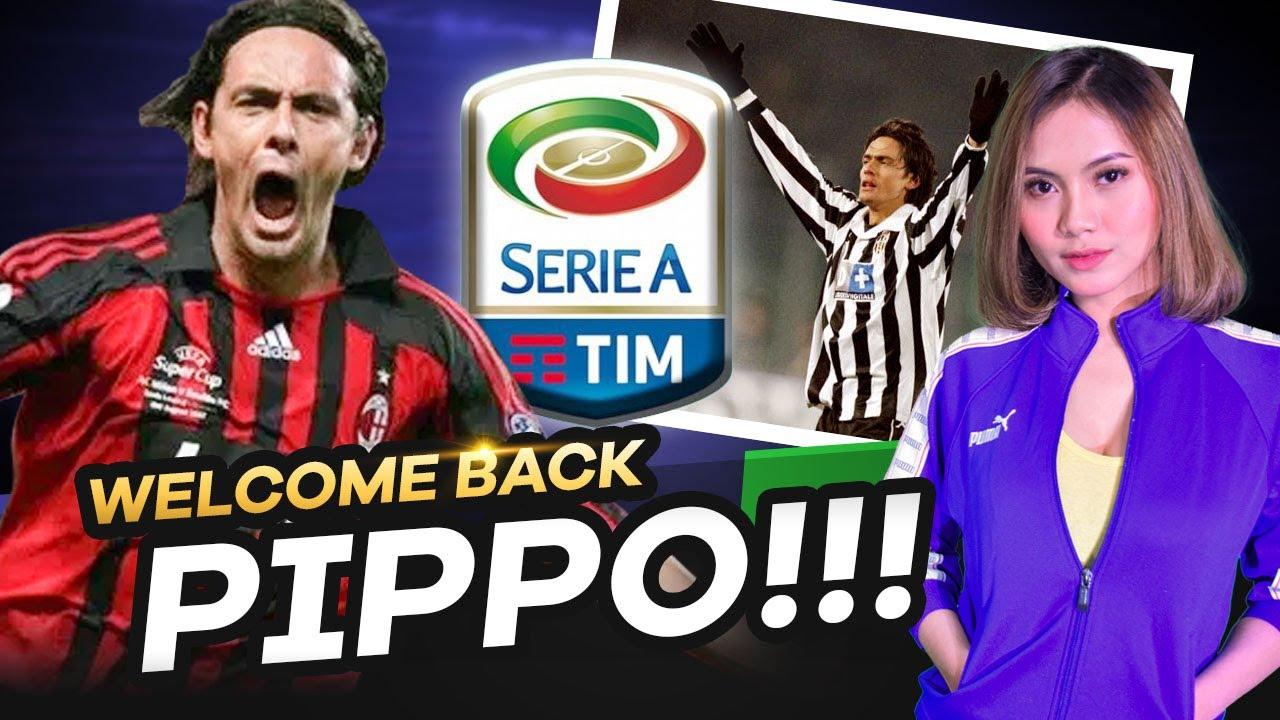 Filippo Inzaghi Kembali Ke Serie A 👍 Gaya Rambut Terbaru Ronaldo 😎 Piala Afrika 2021 Resmi Diundur