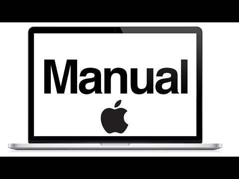 MacBook Pro Basics - Mac Beginner's Guide - New to Mac Manual - Macbook Pro manual