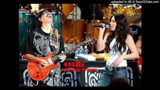 Santana - The Game Of Love ft. Michelle Branch 432Hz