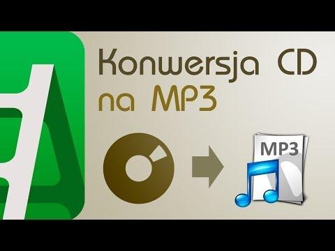 Jak zamienić nagrania CD na MP3