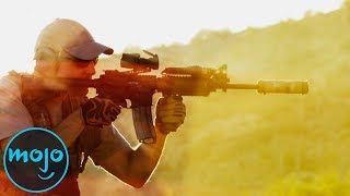 Top 10 Military Weapons that Changed Everything