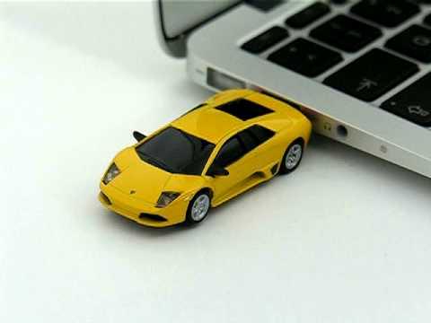 Lamborghini Autodrive Usb