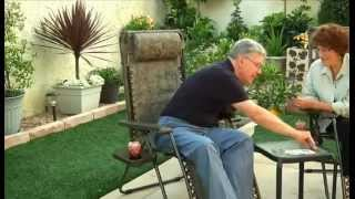 Outdoor Zero Gravity Lounge Chairs By Bliss - Zerogravitycomfort.com