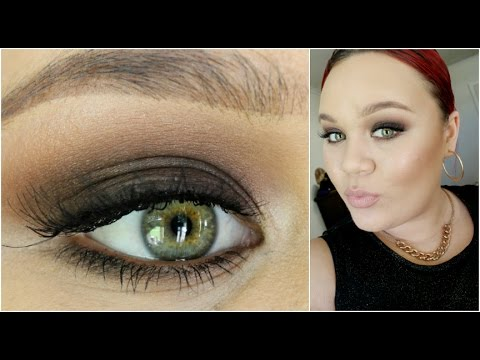 5b822227769 Soft smokey eyes & Wispy lashes - YouTube