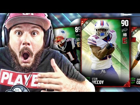 OMG WE PULLED JAMIE COLLINS!! MADDEN 17 PACK OPENING LMAO