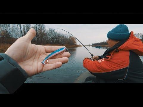 Эта проводка спасла рыбалку. Ловля щуки на озерах. Осень 2019