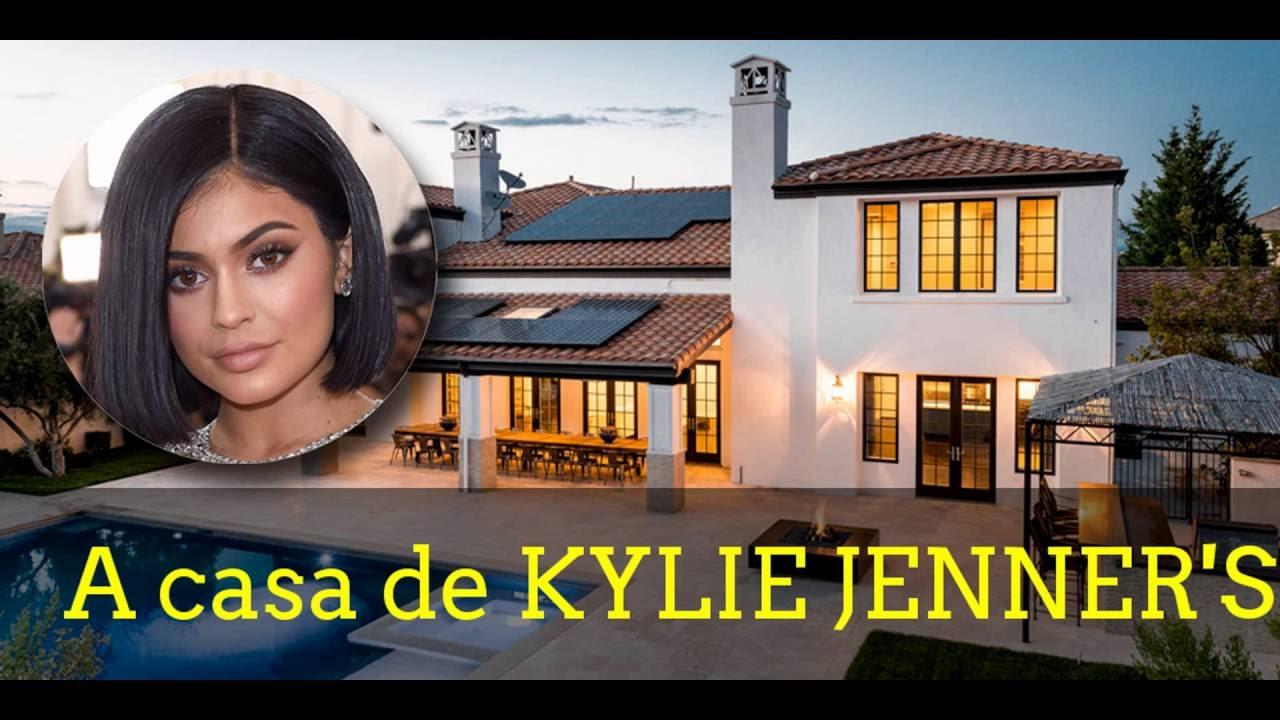Casa Dos Famosos KYLIE JENNERS