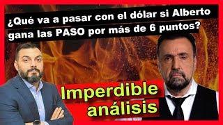 Álvarez Agis dialogó con Navarro sobre la economía que heredará el próximo presidente