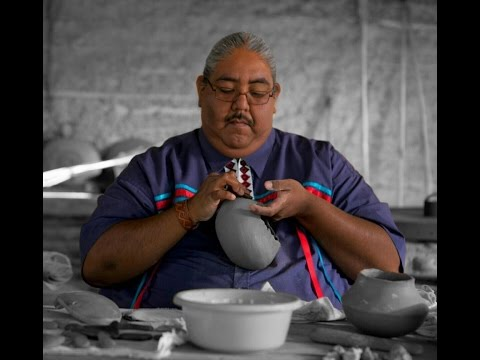 Paddle and Anvil: A Piipaash Pottery Tradition