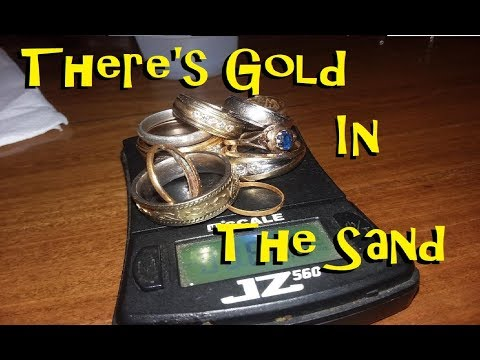 Big Group Hunt & Lots Of Gold Found