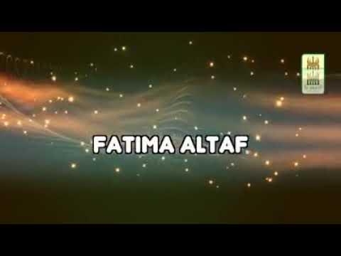 Rota Hai Dil Mera Taiba Jany Ko (Naat) By Fatima Altaf