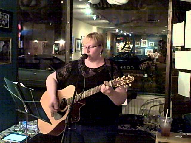 Let It Go - Libby Wiebel @ St. Elmo's Coffee Pub