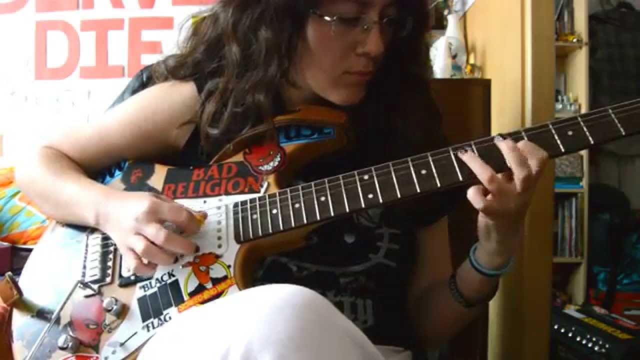 young-girls-guitar-tab-distillers