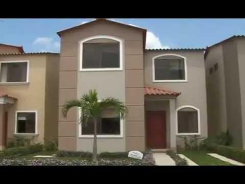 La joya casas en guayaquil villa modelo youtube for Modelos de casas procrear clasica