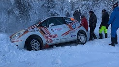 Artic Lapland Rally 2020 Day 1 | Mistakes & Action |