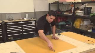 Best practices for cutting Schluter®-KERDI-BOARD