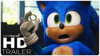 Download SONIC THE HEDGEHOG Official Trailer #2 (2020) Jim Carrey, Live Action Movie HD Mp3 and Videos
