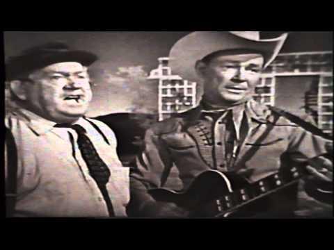 13 Old Paint Needs A Paint Job - Cliff Arquette, Roy Rogers & Pat Brady.avi
