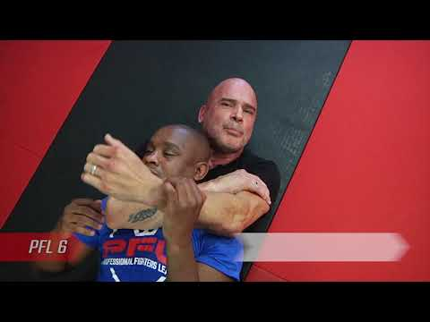 Bas Rutten and Yves Edwards Break Down Pavlo Kusch's Rear Naked Choke