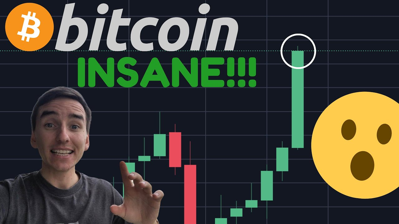 BITCOIN JUST DID SOMETHING HISTORIC TODAY!!!!!!!!!! [wow, amazing…]