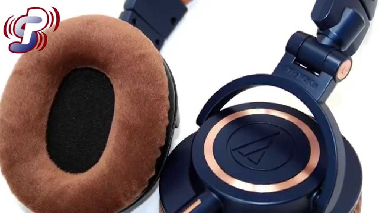 Custom Velvet Earpads From The Sound Professionals