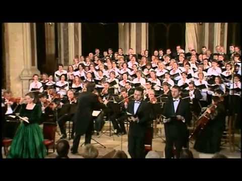 MOZART Messe du couronnement Les Solistes de VERSAILLES