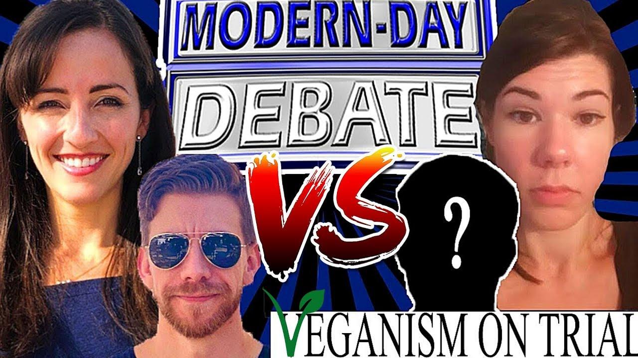 Those Annoying Vegans VS Godless Girl & Smokey Saint   Veganism DEBATE