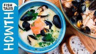 Irish SEAFOOD CHOWDER   Bart's Fish Tales & Donal Skehan