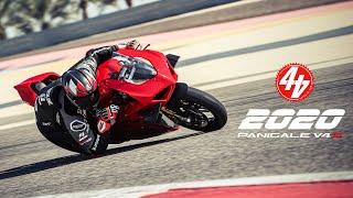 2020 Ducati Panigale V4S  In-Depth Review