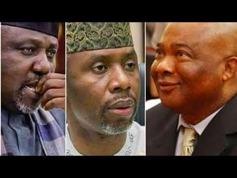 BREAKING NEWS: UCHE NWOSU DISOBEYS ROCHAS, LEAVES APC!