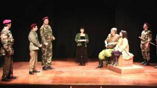 Macbett Ionesco -Scene 3