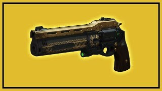 Destiny 2: How to Get The Last Word Exotic Hand Cannon