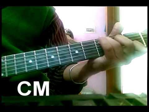 learn TUM HO TOH on guitar - YouTube