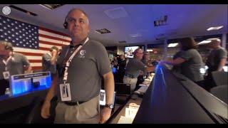 Inside Juno Mission Control (360 Video)