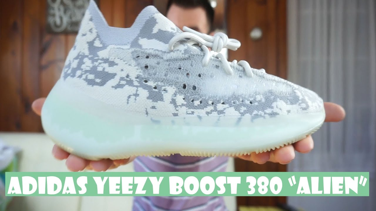 Buy The adidas Yeezy Boost 380 Alien Right Here  KicksOnFire.com