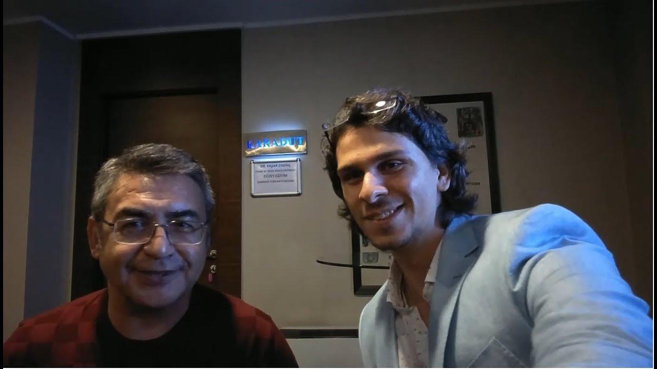 (Fx Matik) Yaşar Erdinç ile Röportaj: Borsa Bitcoin Hakkında Konuştuk
