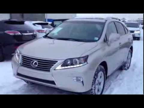 2014 Lexus Rx 350 Awd Premium Package Review Youtube