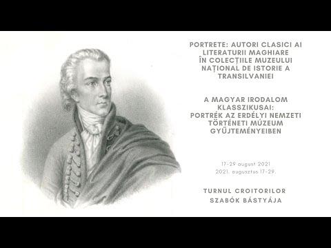Portrete: autori clasici ai literaturii maghiare în colecțiile MNIT