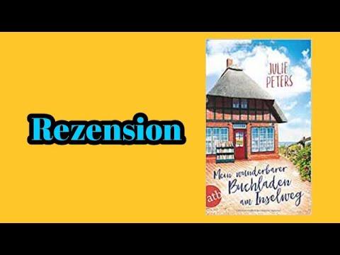 Mein wunderbarer Buchladen am Inselweg YouTube Hörbuch Trailer auf Deutsch