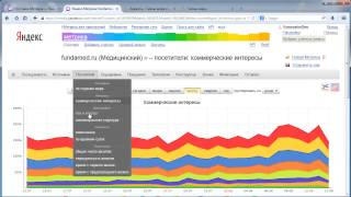 Яндекс-метрика. Видеоурок: использование, установка, профит